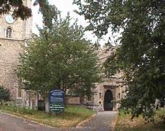 Dunmow Parish Church