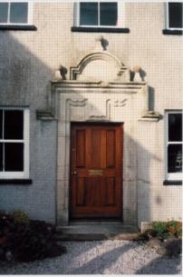 Plumpton Front Door