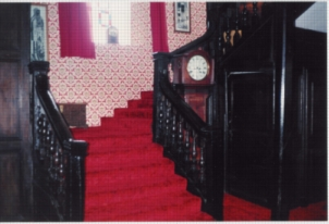 The Oak Staircase